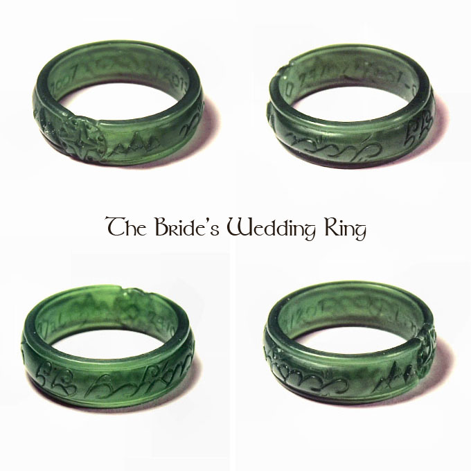 image - Lotr Wedding Ring