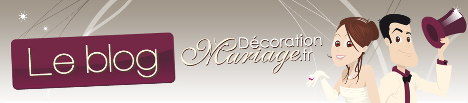 Blog de dcoration et accessoires de mariage